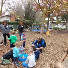 Riverland Outdoor Playgroup